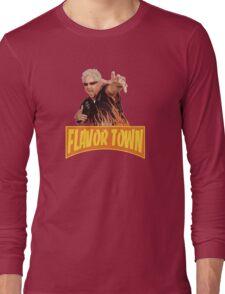 Guy Fieri - Flavor Town Long Sleeve T-Shirt