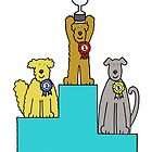 Congratulations, success in dog show. by KateTaylor