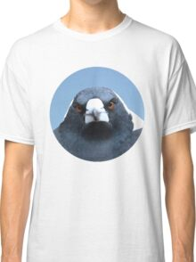 The Angry Bird - Comical Animals Classic T-Shirt