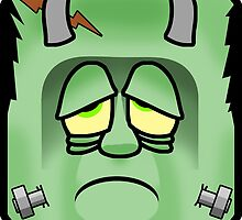 Frankenstein's Monster by SquareDog