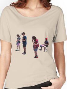Music in the mall Women's Relaxed Fit T-Shirt