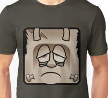 Frankenstein's Monster - Sepia Unisex T-Shirt