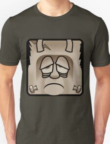 Frankenstein's Monster - Sepia T-Shirt