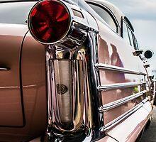 Cadillac Pink by James Bovington