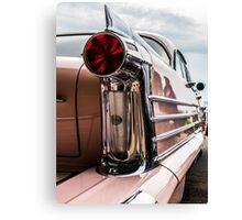 Cadillac Pink Canvas Print
