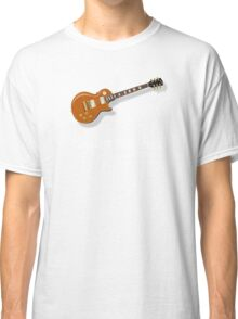Plays With String Theory - Guitar Version Classic T-Shirt