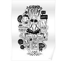 Liquid Doom Poster