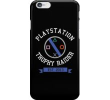 Console Wars Playstation iPhone Case/Skin
