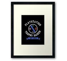 Console Wars Playstation Framed Print