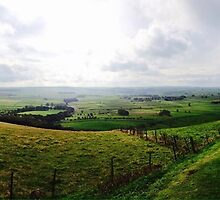 Peak District Panorama by benward646