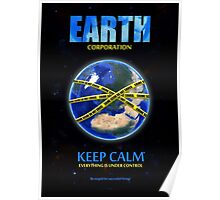 Earth Corporation Poster