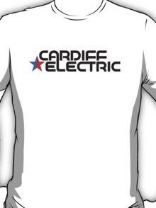 CARDIFF ELECTRIC GREY T-Shirt