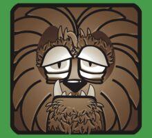 Werewolf - Sepia Baby Tee