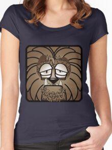 Werewolf - Sepia Women's Fitted Scoop T-Shirt