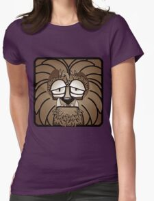 Werewolf - Sepia Womens Fitted T-Shirt