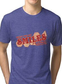 When the DM Smiles Tri-blend T-Shirt