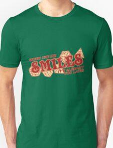 When the DM Smiles Unisex T-Shirt