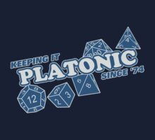 Platonic Love Since 74 T-Shirt