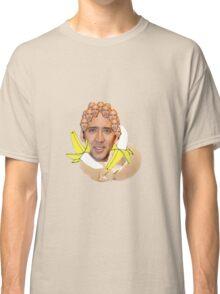 Nicolas Cage Egg Collage  Classic T-Shirt