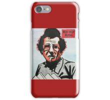 Geoffrey Rush - Red Hot iPhone Case/Skin