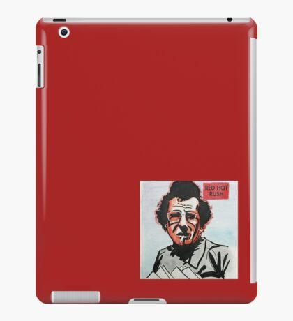 Geoffrey Rush - Red Hot iPad Case/Skin