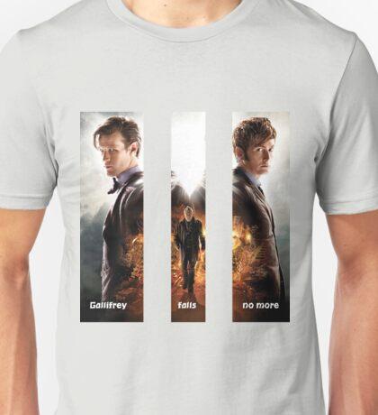 Gallifrey Falls No More Unisex T-Shirt
