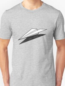 Paper Airplane 2 T-Shirt