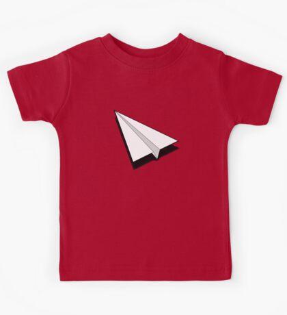 Paper Airplane 1 Kids Tee