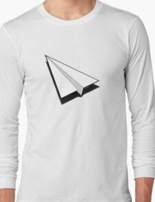Paper Airplane 1 Long Sleeve T-Shirt
