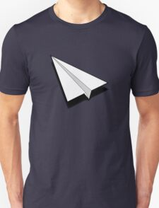 Paper Airplane 1 Unisex T-Shirt