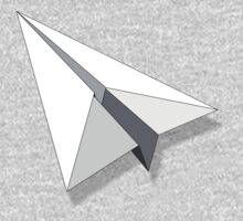 Paper Airplane 5 One Piece - Long Sleeve