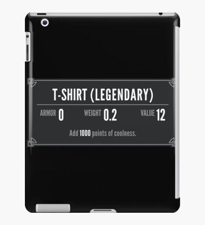 Legendary iPad Case/Skin