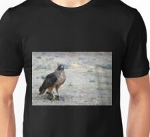 Red Tailed Hawk Catch Unisex T-Shirt
