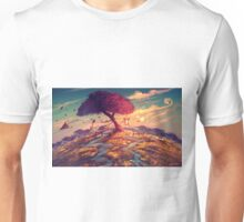 Sakura Tree Unisex T-Shirt
