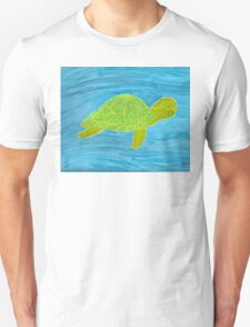 Tommy the Turtle Unisex T-Shirt