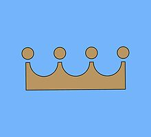 Kansas City Crown by canossagraphics