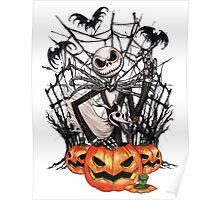 The Pumpkin King Poster