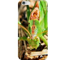 Yes, can I help you? iPhone Case/Skin