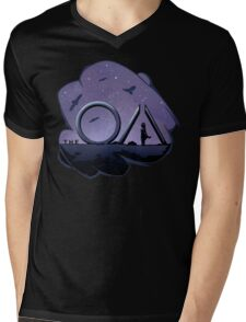 The OA Serie Mens V-Neck T-Shirt