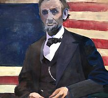 lincoln by artshop77