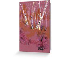 Spirit Forest Greeting Card