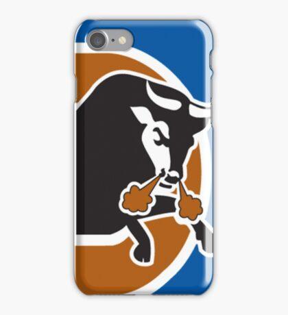 Durham Bulls iPhone Case/Skin