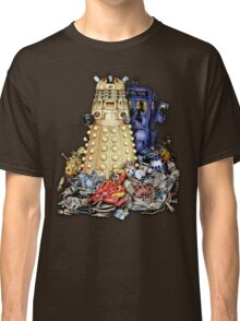 The Best Robot in the Universe Classic T-Shirt