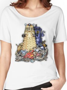 The Best Robot in the Universe Women's Relaxed Fit T-Shirt