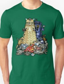 The Best Robot in the Universe Unisex T-Shirt