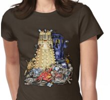 The Best Robot in the Universe Womens Fitted T-Shirt
