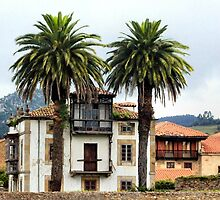 Two palm villas by missmoneypenny