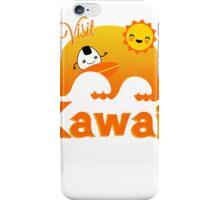Visit Kawaii iPhone Case/Skin