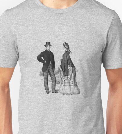 Vintage Couple Unisex T-Shirt