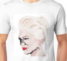 Melted Gwen Stefani Unisex T-Shirt